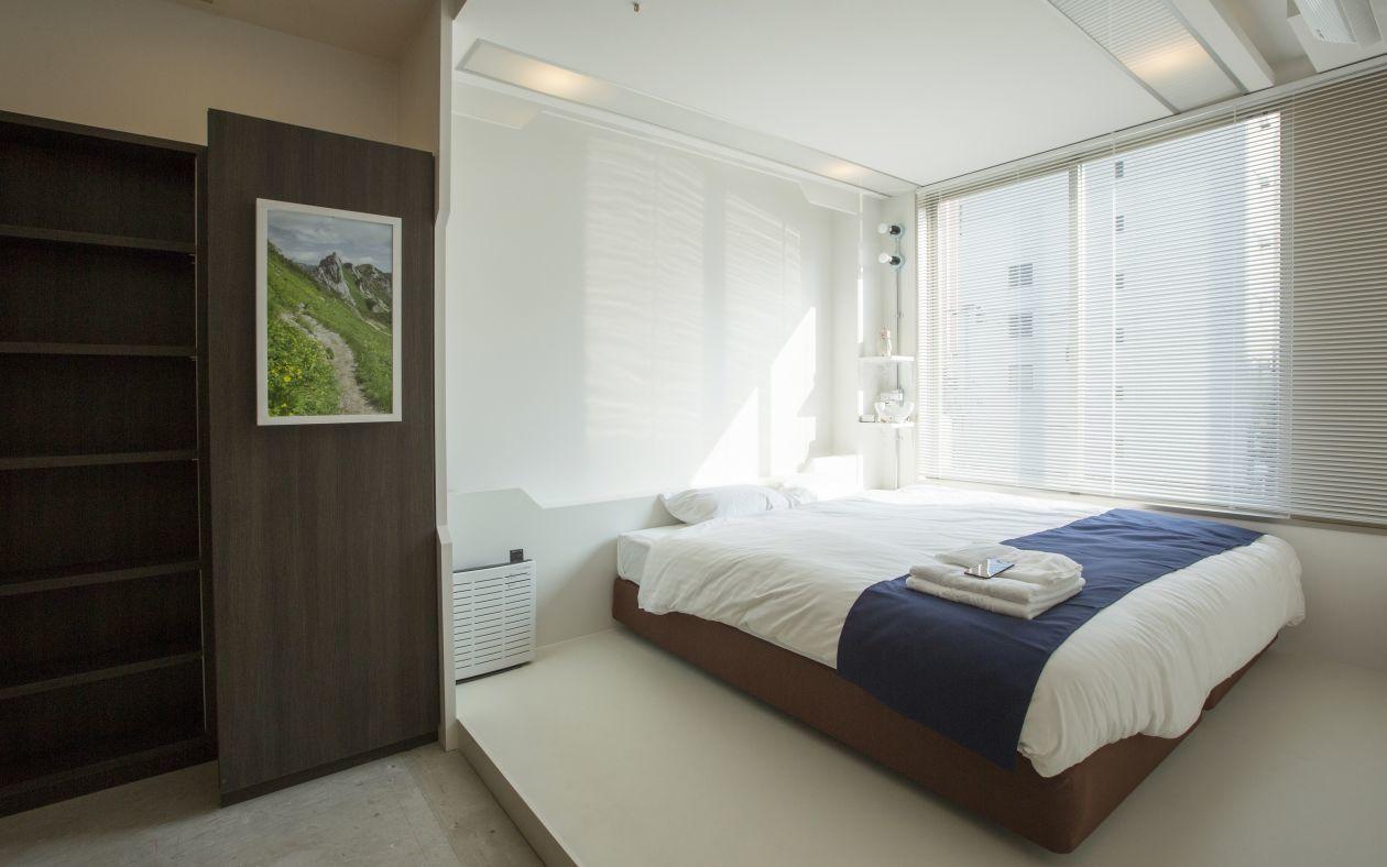 IoT キングルームⅠ 〜IoT体験型スマートホステル &AND HOSTEL〜 / 福岡 ホステル の写真