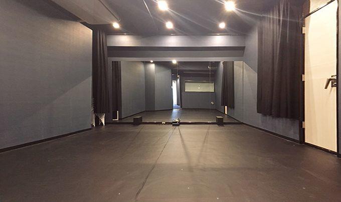 【Aスタジオ】ヨガやダンスなどのレッスンで使えるスペースです!  の写真