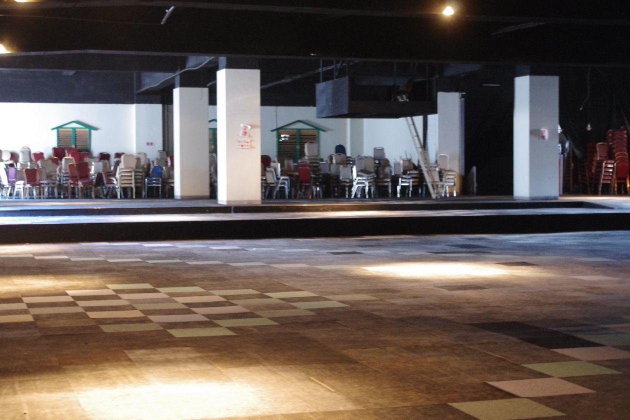 廃墟 倉庫 広い敷地 廃墟ビルスタジオ(AQUA STUDIO) の写真0