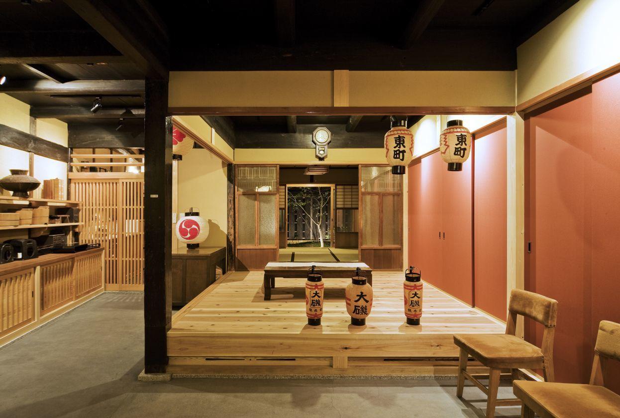 古き良き日本の情緒を感じることが出来る古民家を借りれます(上島 UEJIMA 倉敷美観地区) の写真0