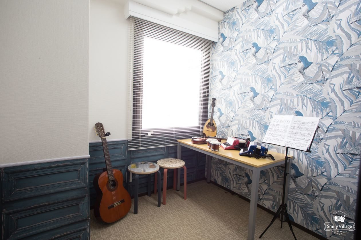 おしゃれな音楽教室「Smily Village」レンタル!(英語で学ぶ音楽教室「Smily Village」レンタル!) の写真0