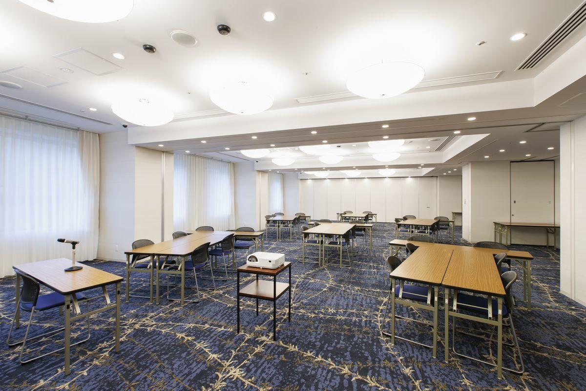 北梅田ハートンホテル セミナー 会議 展示会利用に!【2階:あさぎ・3階:もえぎ2+3+4】(ハートンホテル北梅田) の写真0