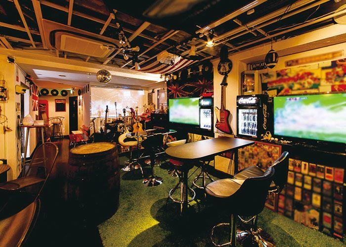中野の多目的に使えるイベントスペース(BAR 894 BASE 東京都中野区新井5-16-1 北島ビル2F) の写真0