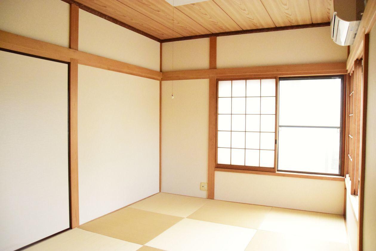 ときわ台 一軒家の和室。イベント、撮影、整体、勉強会にお使いください。【2階和室】【駐車場あり】 の写真