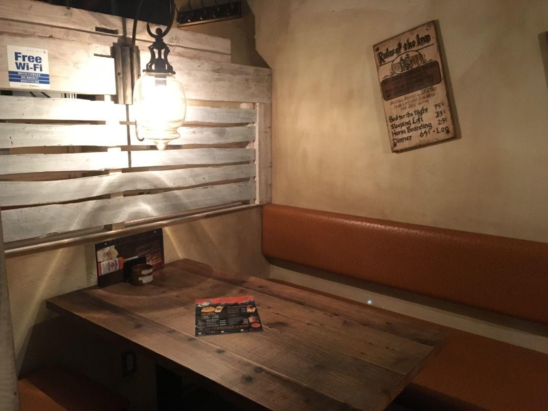 【渋谷駅から徒歩1分】半個室を使ってちょっとした打ち合わせにいかが ?(Lad's GARAGE 渋谷店) の写真0