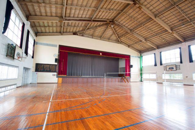 くらて学園体育館レンタル(くらて学園) の写真0
