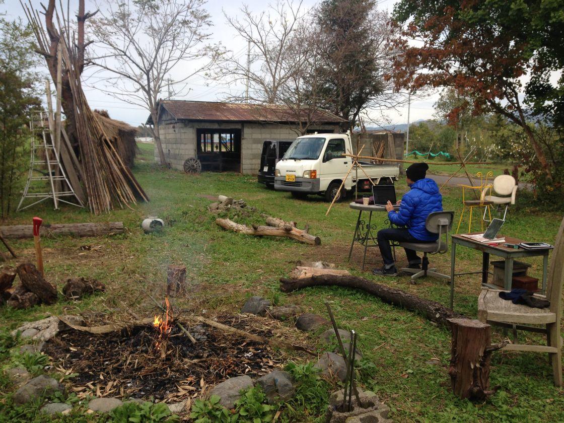 【長野南信地区】大自然の中の広々とした空間で遊ぶ、農村イベントスペース「農村JACK」 のカバー写真