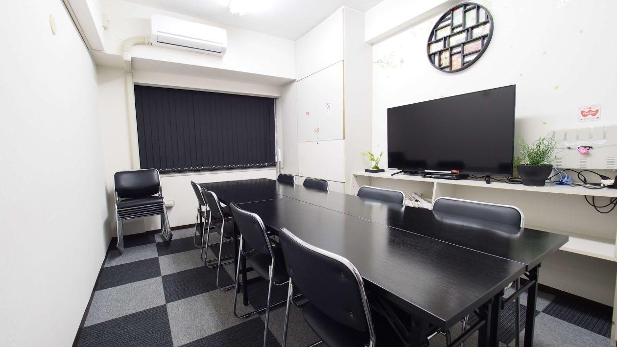 【MOON】新宿 完全個室 高速ネット回線 50インチ大型モニタ全て無料で利用可A のカバー写真