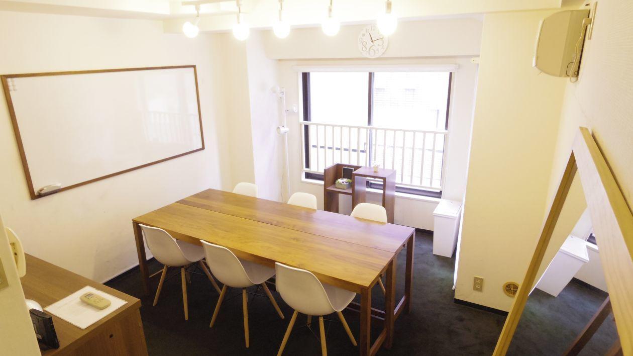 【表参道5分】青山のオシャレで個室なレンタルスペースでミーティング・パーティーはいかが? の写真