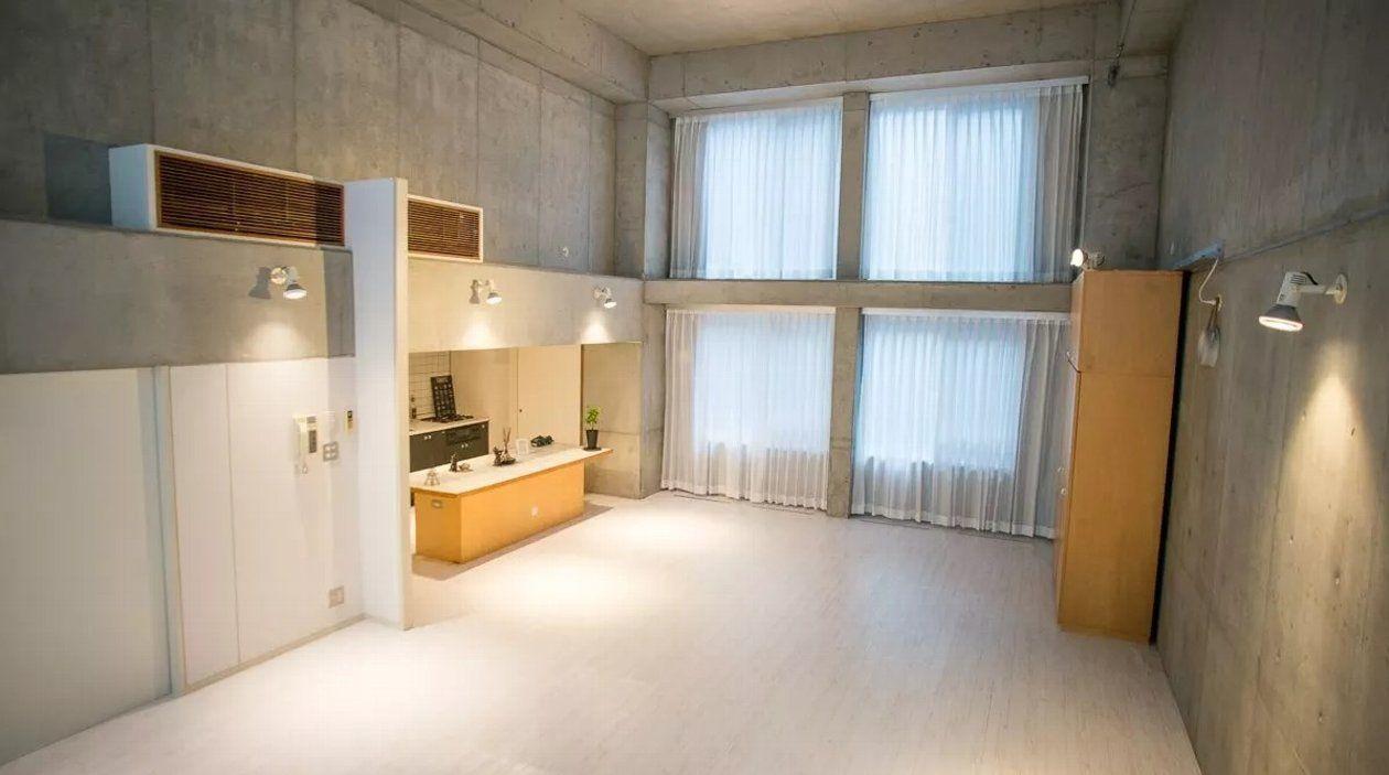 【芝浦】天井高5m‼ ニューヨークのアートギャラリー風キッチン付き万能スタジオ の写真