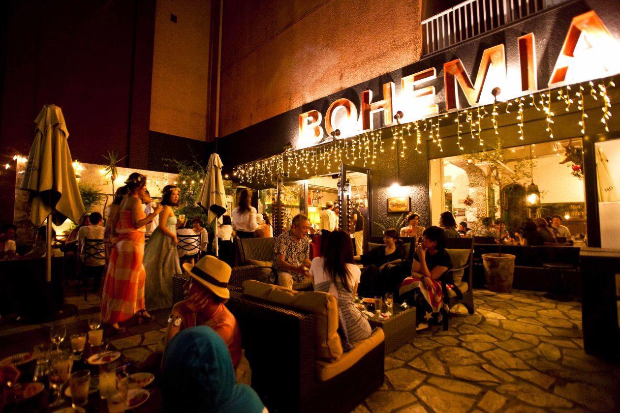 Cafe Bohemia / 渋谷 カフェ 貸切 パーティー(Cafe Bohemia) の写真0