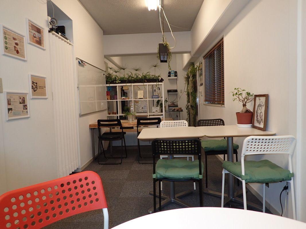 【Wifi付き】五反田の格安会議室 / 五反田 品川 会議室 格安 のカバー写真