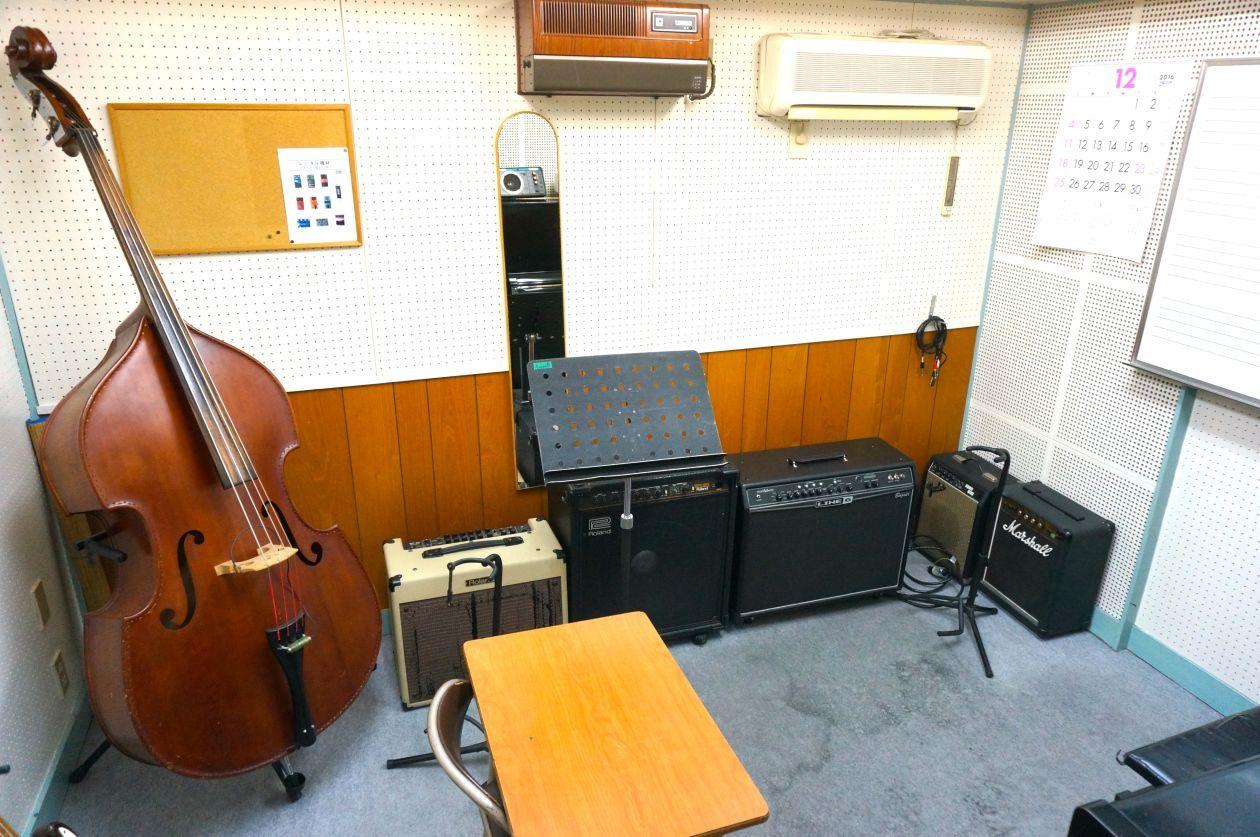 西武池袋線「東長崎」駅徒歩1分 楽器演奏、打ち合わせ、作業が可能な防音ルーム(Room3)/池袋 演奏 防音 の写真