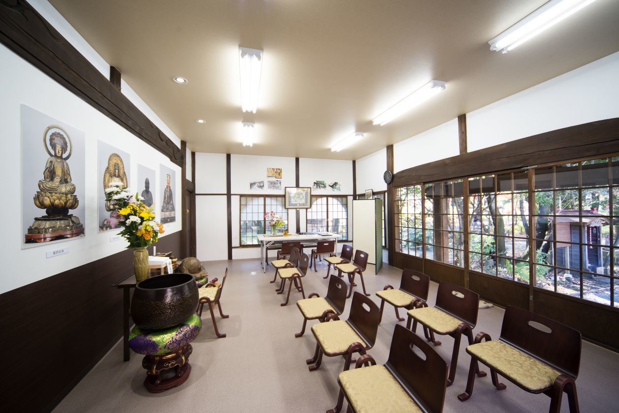 東京随一のパワースポットにある小さなお寺・港区芝公園の宝珠院(港区芝公園・宝珠院(ほうしゅいん)) の写真0