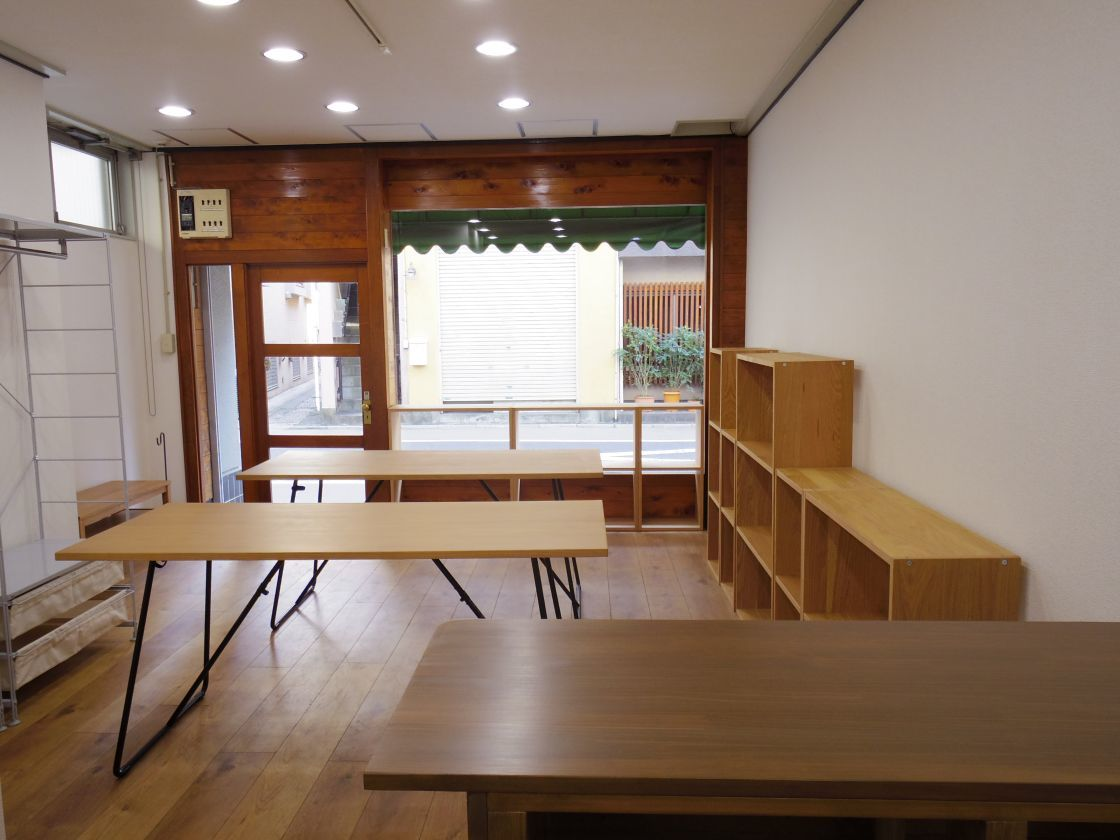 【吉祥寺駅徒歩2分】道路に面したリーズナブルなスペース!物販や教室、ギャラリー等にオススメ☆ の写真