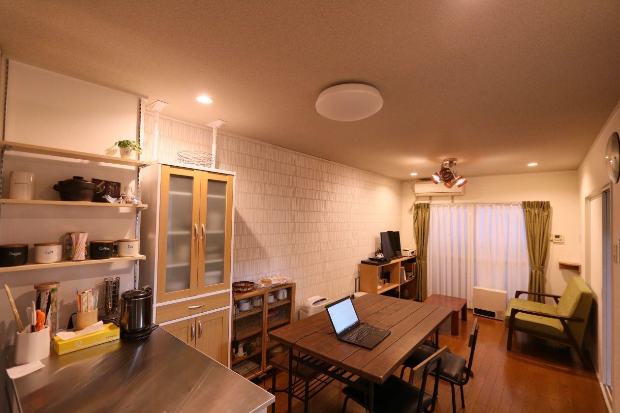 堀江レンタルルーム604 「西長堀駅徒歩2分、1階がスーパーマーケット、調理器具が多数」 のカバー写真