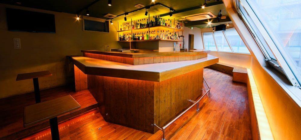 完全個室の本格バーカウンター付きのバーを貸し切り(高田馬場 Bar Studio) の写真0