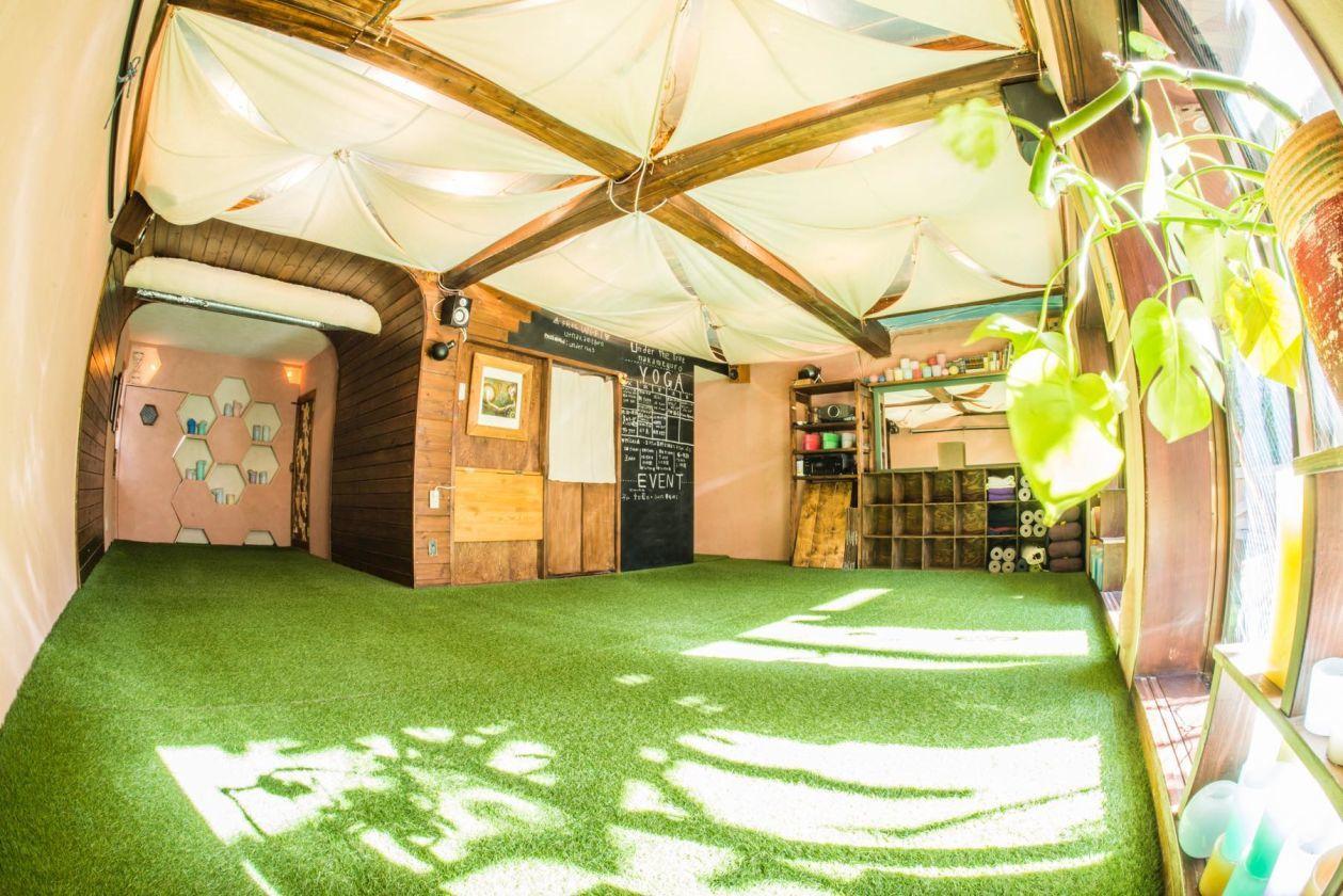 中目黒駅徒歩7分 入った瞬間、異空間!自然を感じるキッチン付のレンタルスペース(Under the Tree nakameguro 中目黒駅から徒歩7分) の写真0