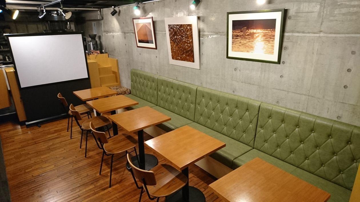 【田園調布駅徒歩1分】SUGER COFEE(スジェールコーヒー) セミナー、ワークショップ、ママ会などに適したお洒落な空間です の写真