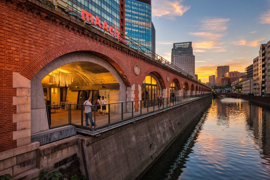 【秋葉原駅電気街口4分】100年前の「万世橋駅」高架橋をリノベーションした商業施設内レンタルスペース の写真