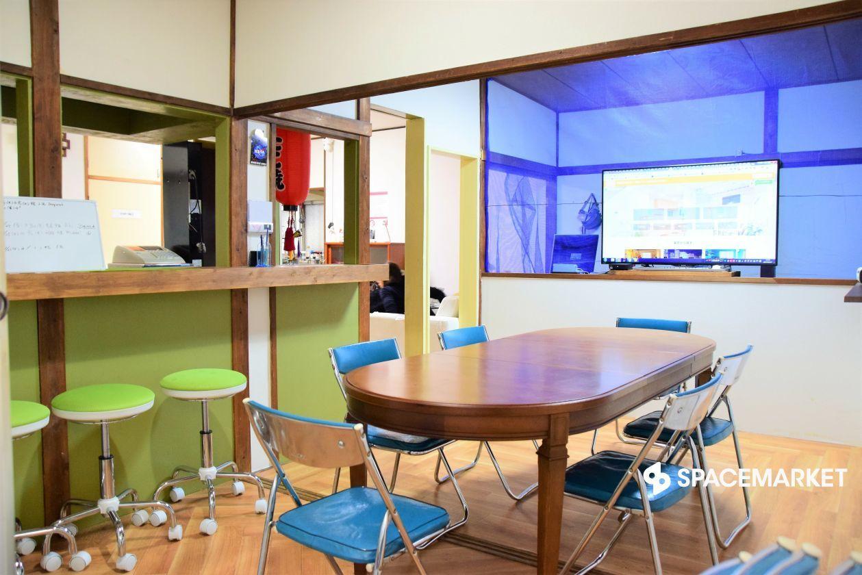 【東京・新宿】キッチン付きレンタルスペース。シューティングレンジを完備!! 西新宿5丁目駅から歩いて5分の不思議な空間(WK-ZONE) の写真0