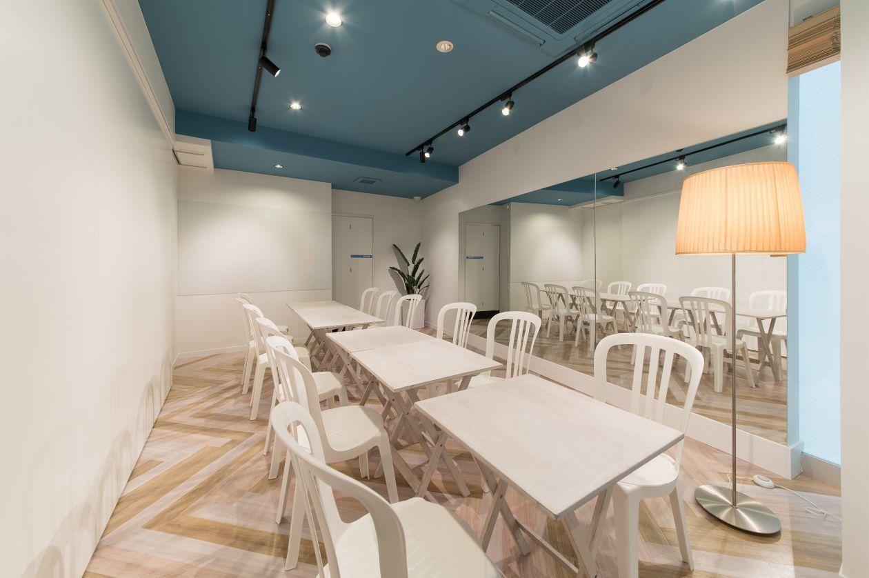 【名古屋】ヨガ/ピラティス/セミナー/講座等に便利な本格カルチャーレンタルスペース(【名古屋市】キッチン/セミナー/カルチャー 本格レンタルスペース) の写真0