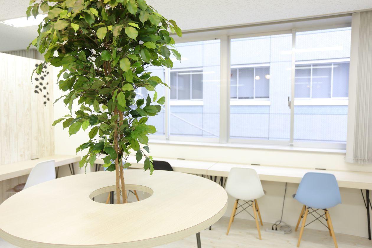 【人形町駅2分】明るいおしゃれな空間でセミナーしませんか? の写真