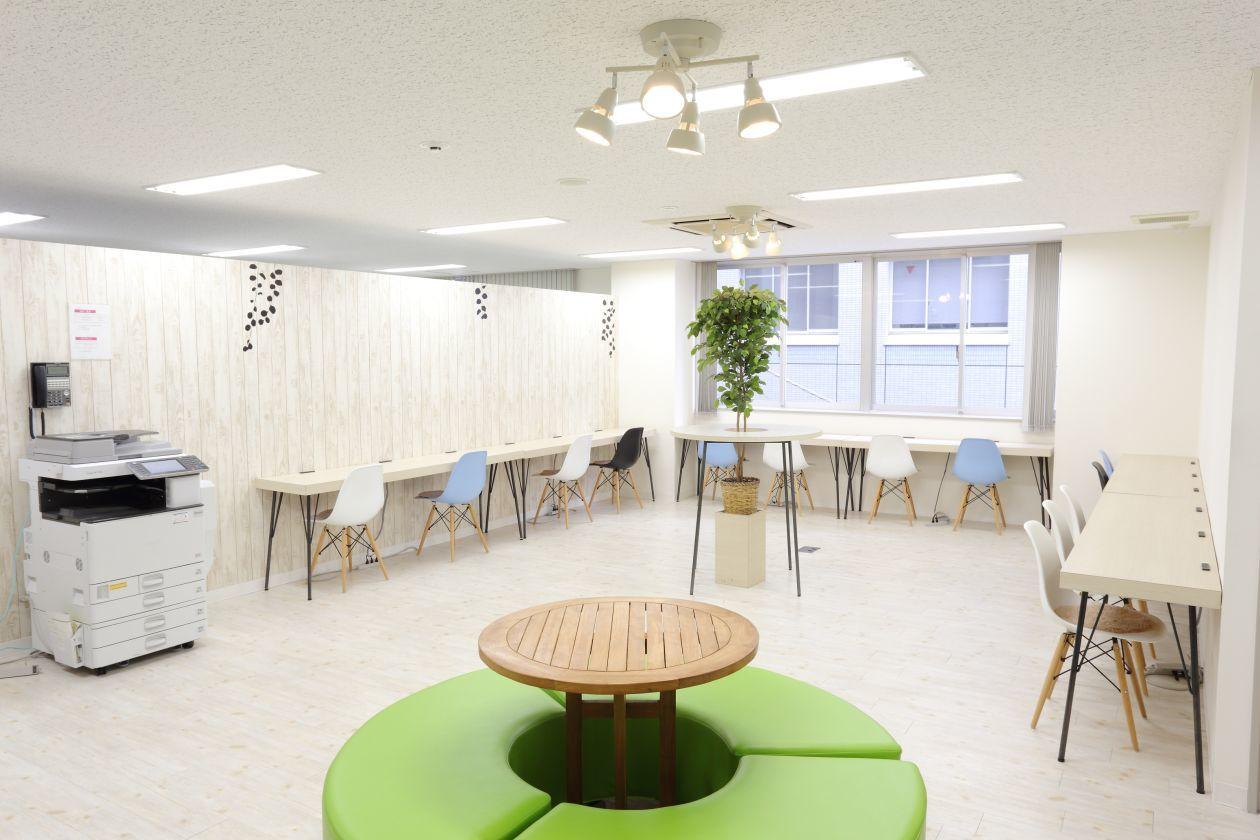 【人形町駅2分】社内キックオフミーティング、交流会スペース(【人形町駅2分】起業家が集まるシェアオフィスのイベントスペース) の写真0
