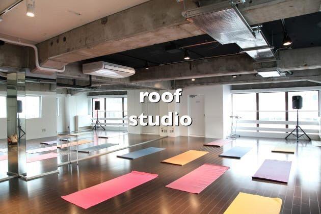 【横浜駅から徒歩7分のデザイナーズスタジオ】大きな窓が気持ちいい。。オシャレな空間でダンス、ヨガ、などのレッスンはいかがですか? のカバー写真