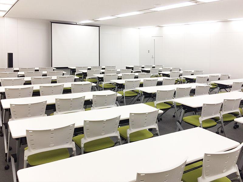 ディスプレイ等のサービスが充実、Wi-Fi完備、ケイタリング提供可能。横浜駅徒歩5分の好立地にある会議室です!(306号室)(ビジョンセンター横浜) の写真0