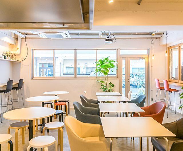 【渋谷・表参道】キッチン付き!飲食持ち込みOK/Good Morning Lounge/東京 イベント パーティー セミナー のカバー写真
