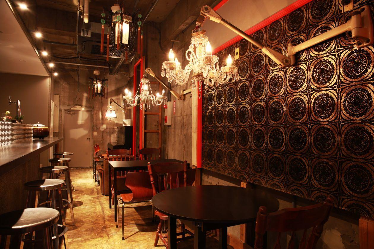 【赤羽駅 徒歩5分】斬新リノベーション!ホテル併設1Fのキッチン付きカフェバー&撮影レンタルスペース(The315) の写真0