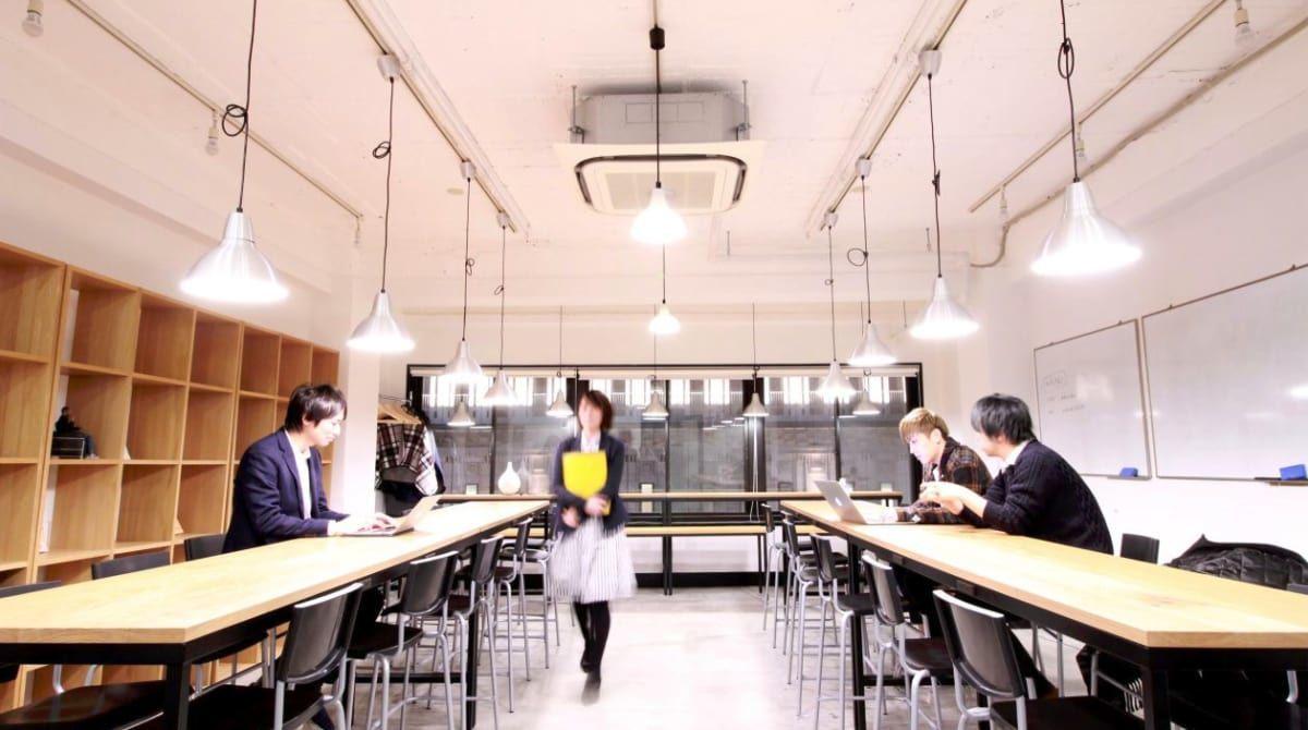OpenSpace DEP. 神戸のシェアオフィス、コワーキング、セミナールーム