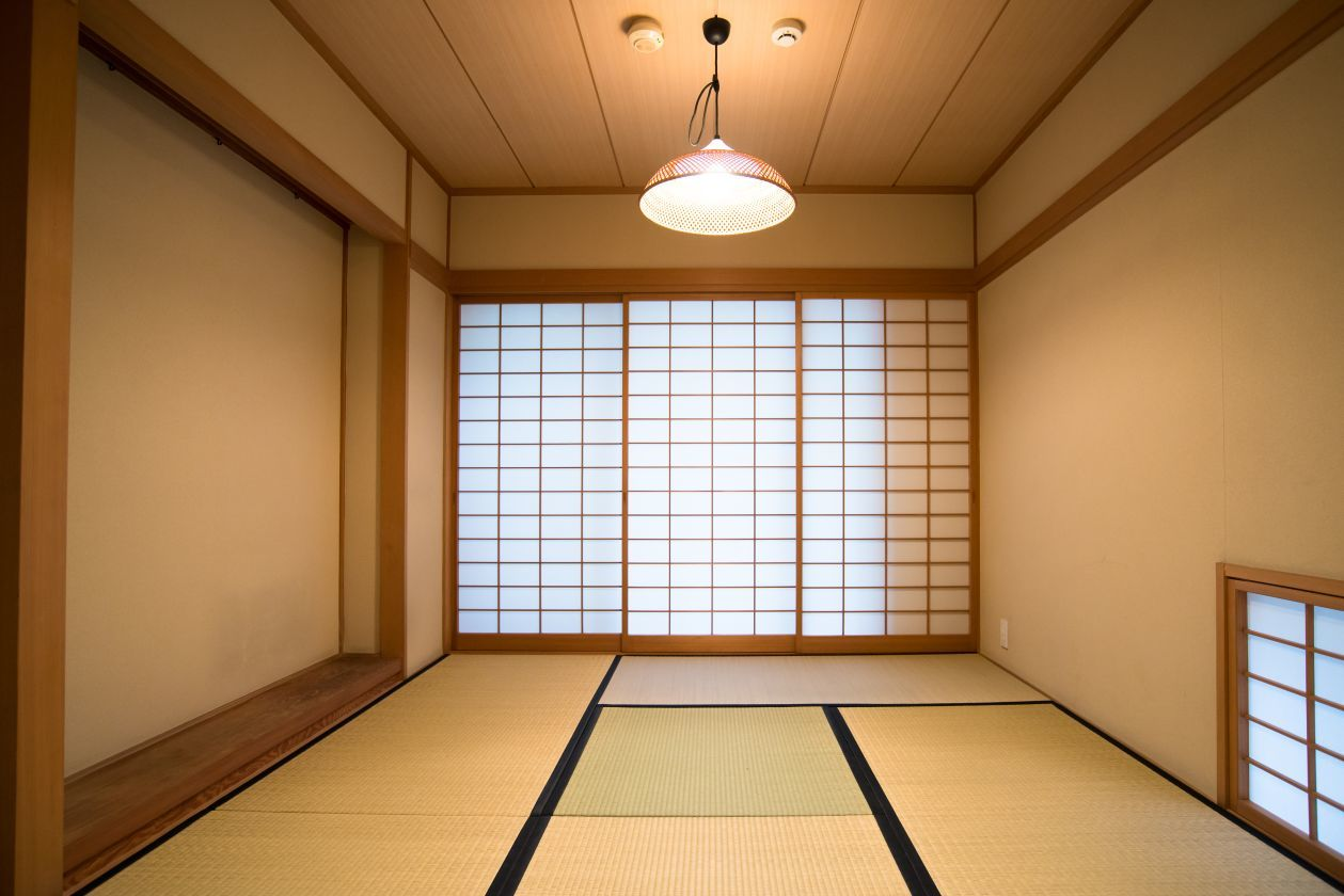 「STUDIO TATAMI 表参道」 駅10秒 庭付き和室 茶道、着付け、写真撮影 スタジオ の写真
