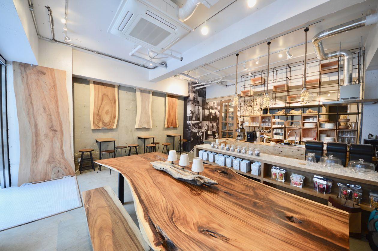 東京シェアカフェ