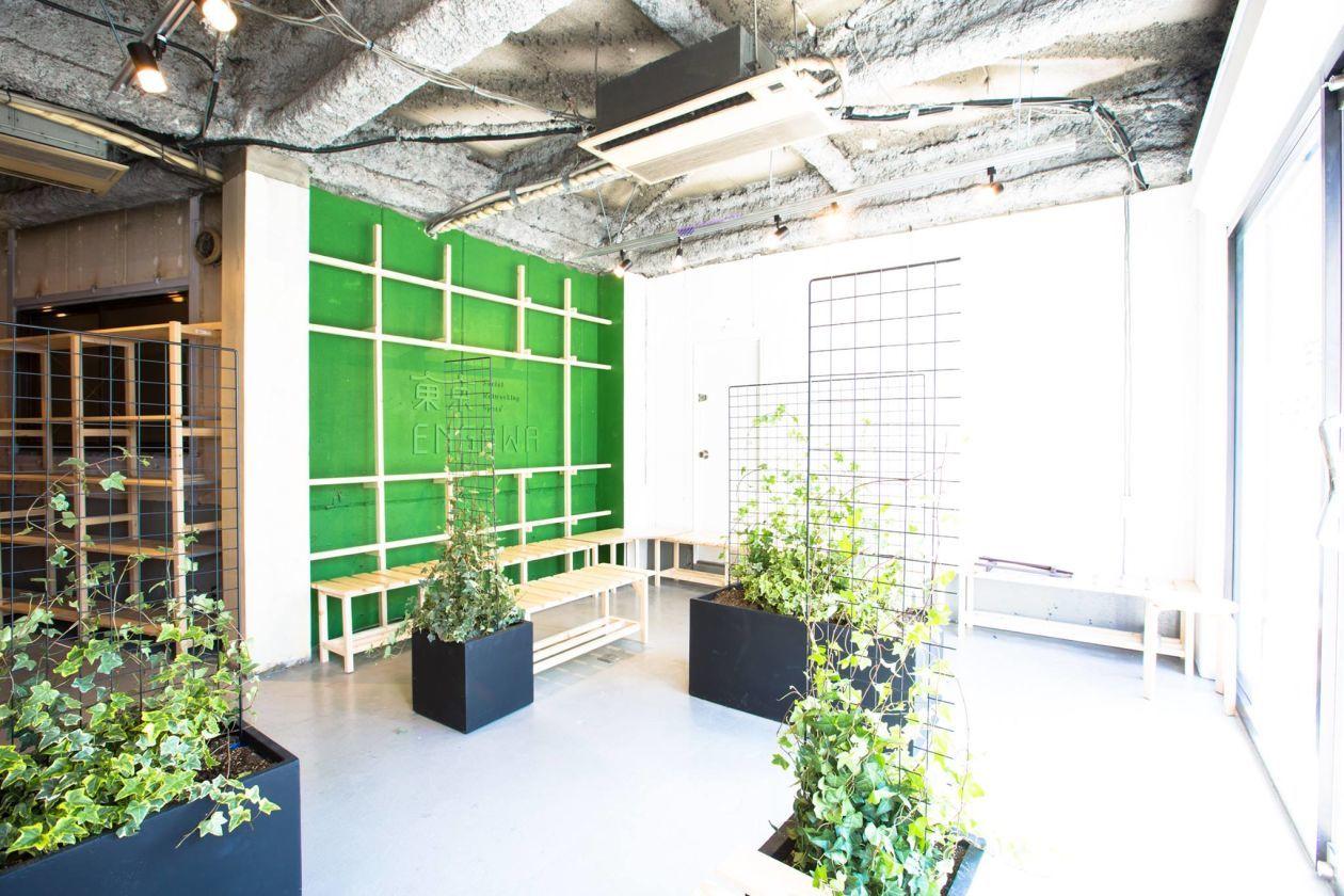 【水道橋/後楽園】思わず立ち寄りたくなるガラス張りのイベントスペース(東京ENGAWA) の写真0
