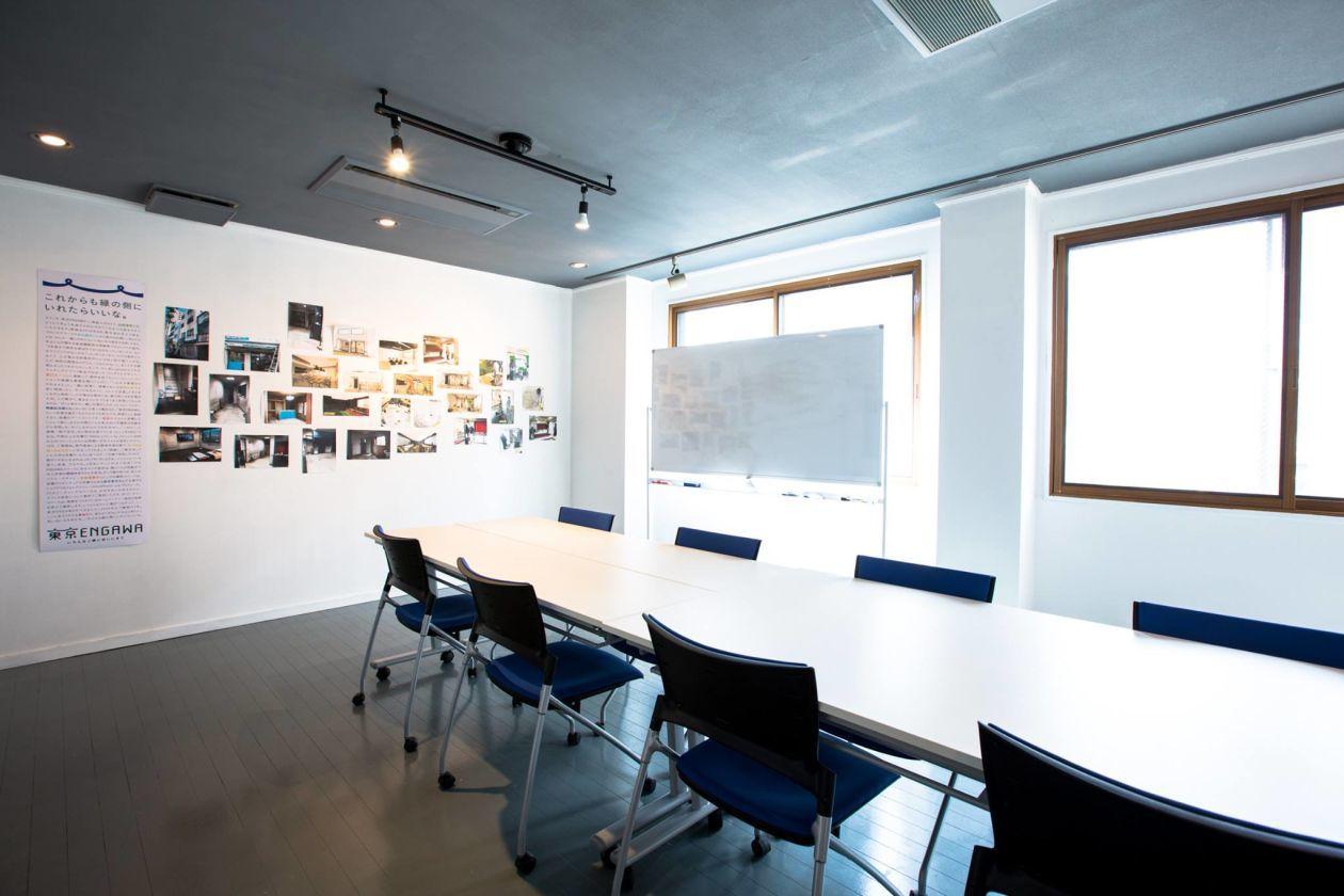 【水道橋/後楽園】徒歩1分。設備が充実したミーティングルーム(セミナー可能)(東京ENGAWA) の写真0