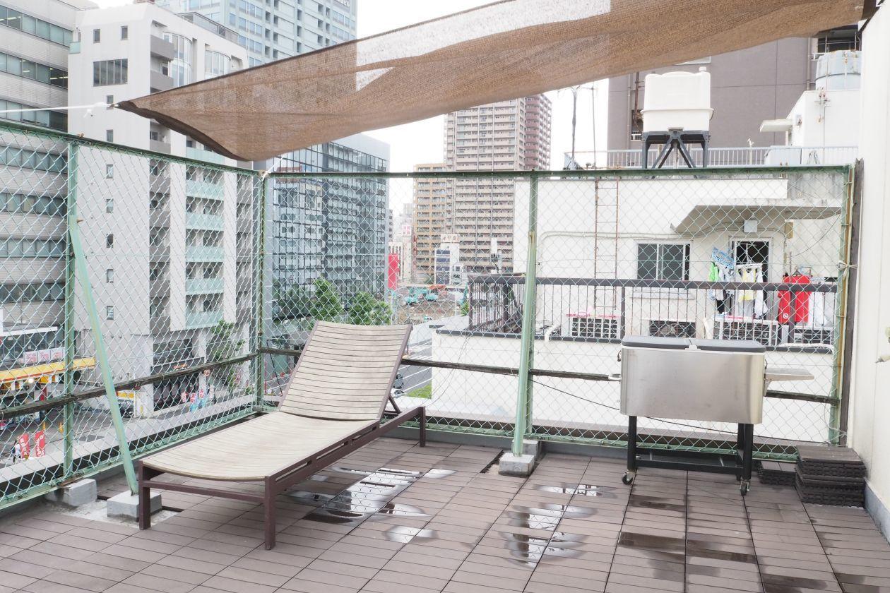 【水道橋/後楽園】街が見渡せる屋上のパーティースペース 屋上BBQなどにおすすめ の写真