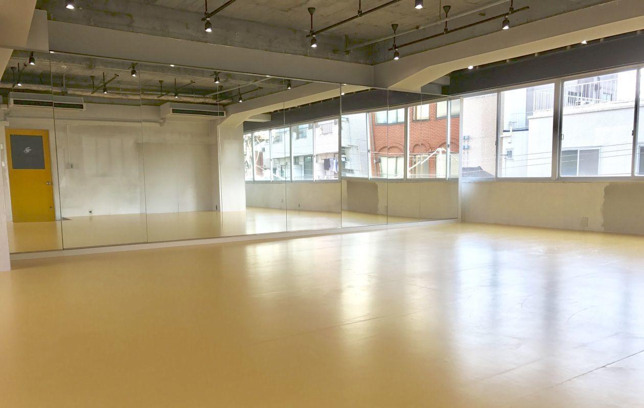 【格安】三ノ輪駅/南千住駅徒歩5分 スタジオ(スポーツ・ダンス) の写真