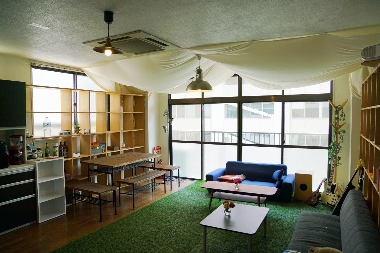 【名古屋・伏見】キッチン・大型プロジェクター有りの多目的スペース!伏見徒歩3分【otento】 の写真