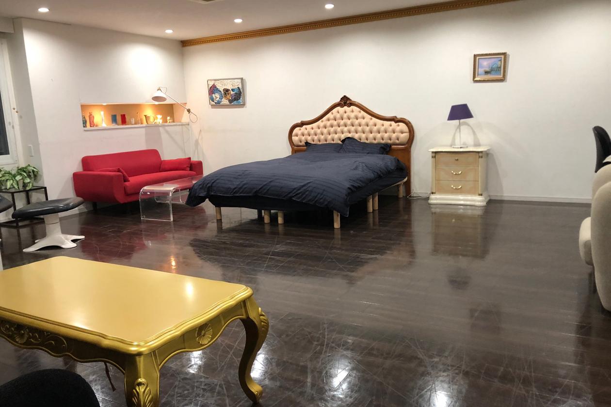 シックなレンタルスペース sora5階 RoomE【北参道徒歩3分】(sora5階) の写真0