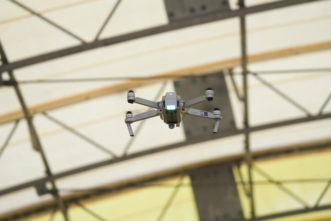 Drone driving range の写真