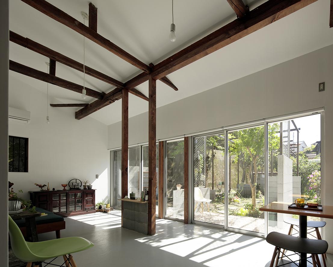【庭付き、キッチン利用可、古民家リノベーション】横浜、みなとみらいエリアすぐ。緑豊かな場所で撮影やパーティ、ミーティングに最適。(藤棚のアパートメント) の写真0