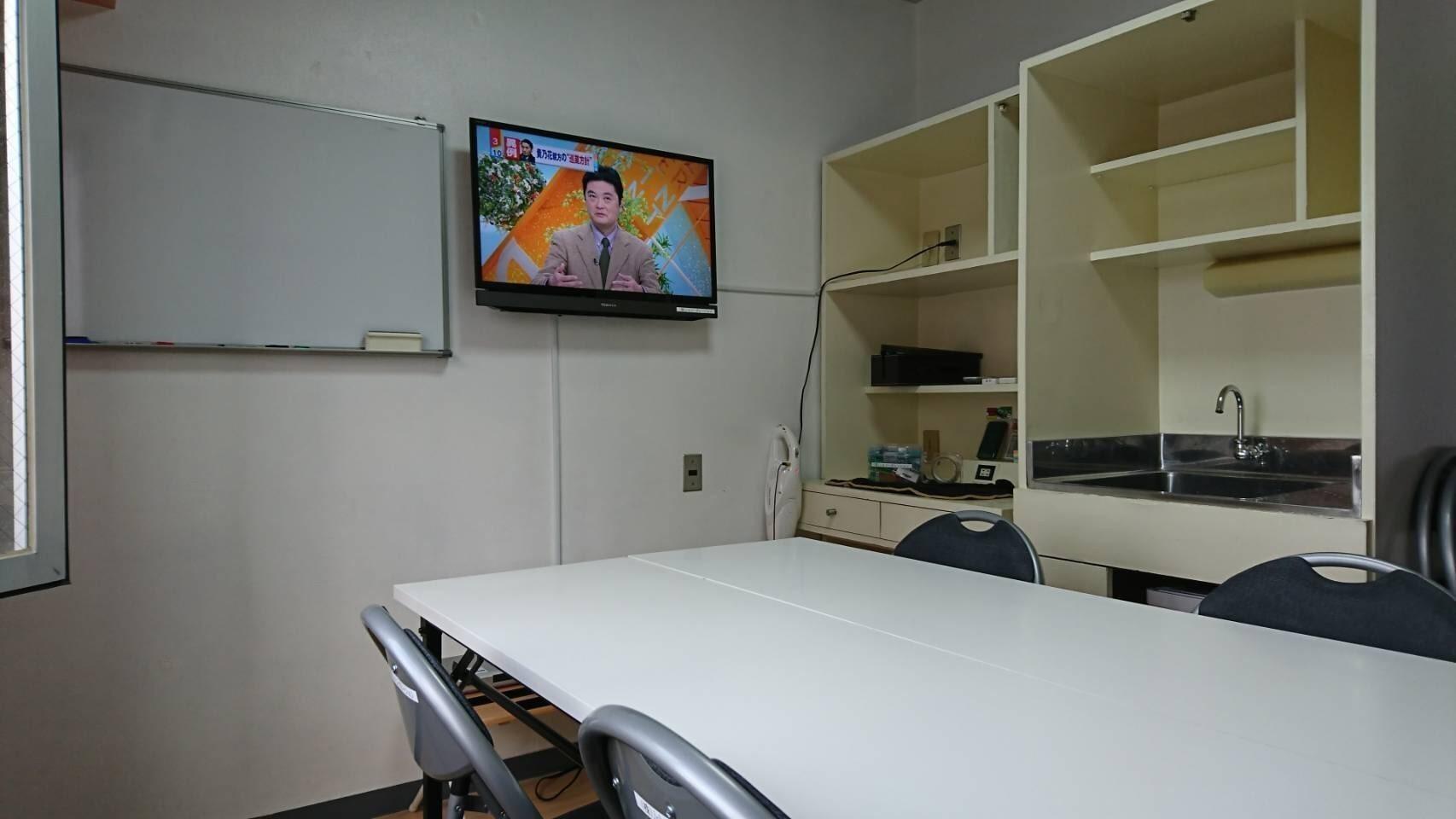 【オープニングセール継続中】キャナルシティ直ぐヨコ!便利な会議室 609(【オープニングセール中】T-FLATルーム) の写真0