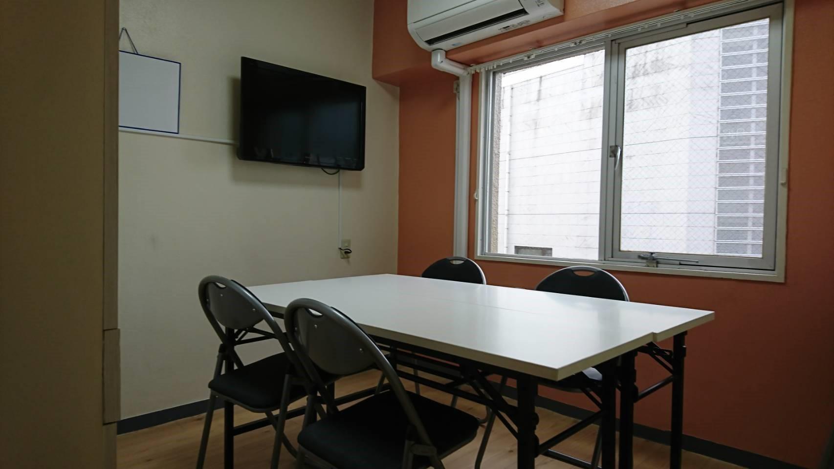 【オープニングセール継続中】キャナルシティ直ぐヨコ!便利な会議室 608(【オープニングセール中】T-FLATルーム) の写真0