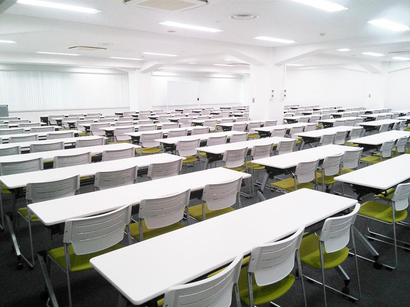 永田町駅目の前!最大200名収容可能なWi-Fi完備の会議室(8F 801)(ビジョンセンター永田町) の写真0