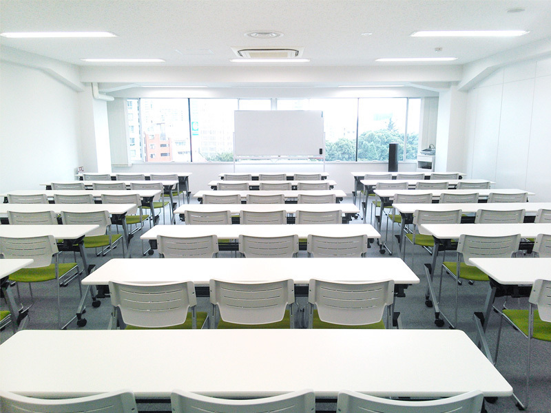 永田町駅目の前!プロジェクターやWiFi完備。ケータリングにも対応した会議室(8F 802)(ビジョンセンター永田町) の写真0