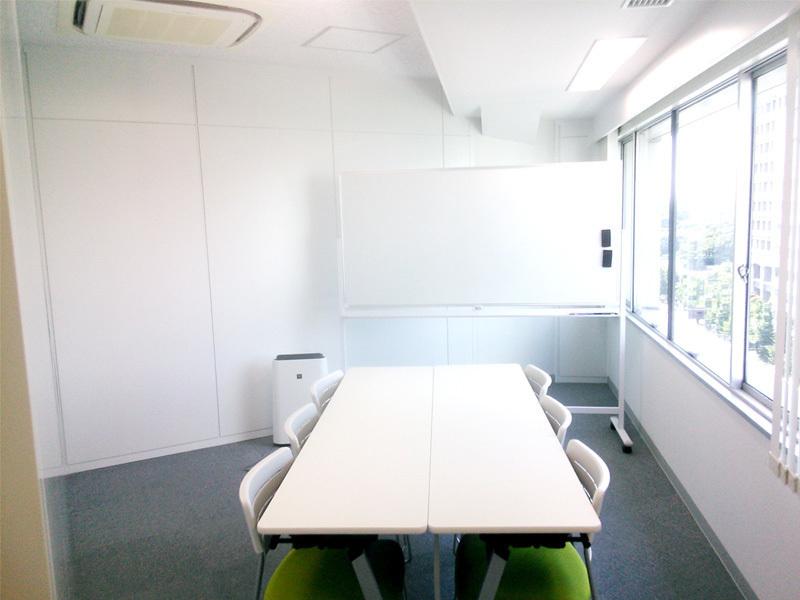 永田町駅目の前!プロジェクターやWiFi完備。ケータリングにも対応した会議室(8F 804)(ビジョンセンター永田町) の写真0
