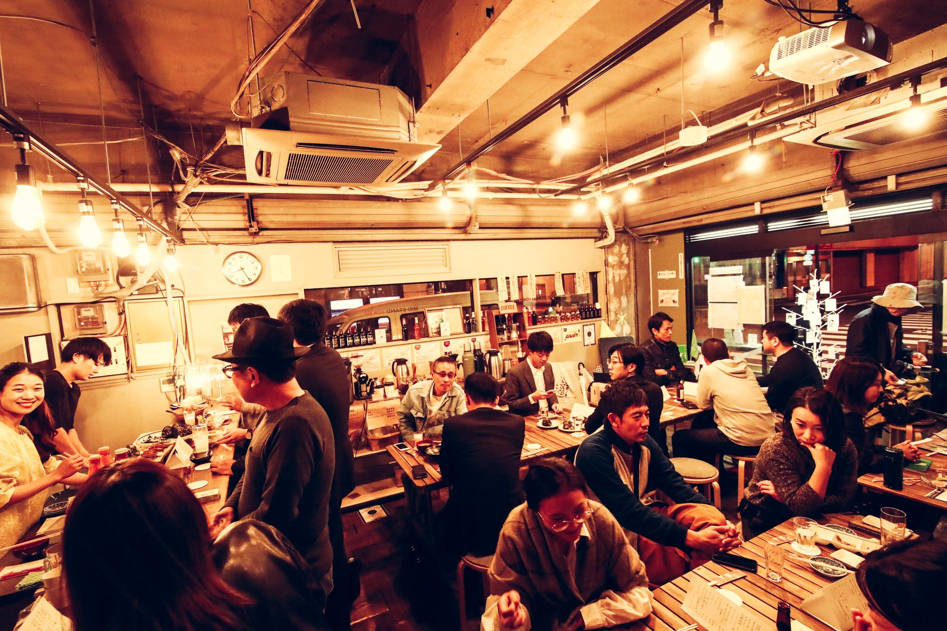 【地域に開かれたオープンなキッチン付レンタルスペース】パーティ、料理イベント、地域活性化イベントなど、好評受付中!(MID STAND TOKYO) の写真0