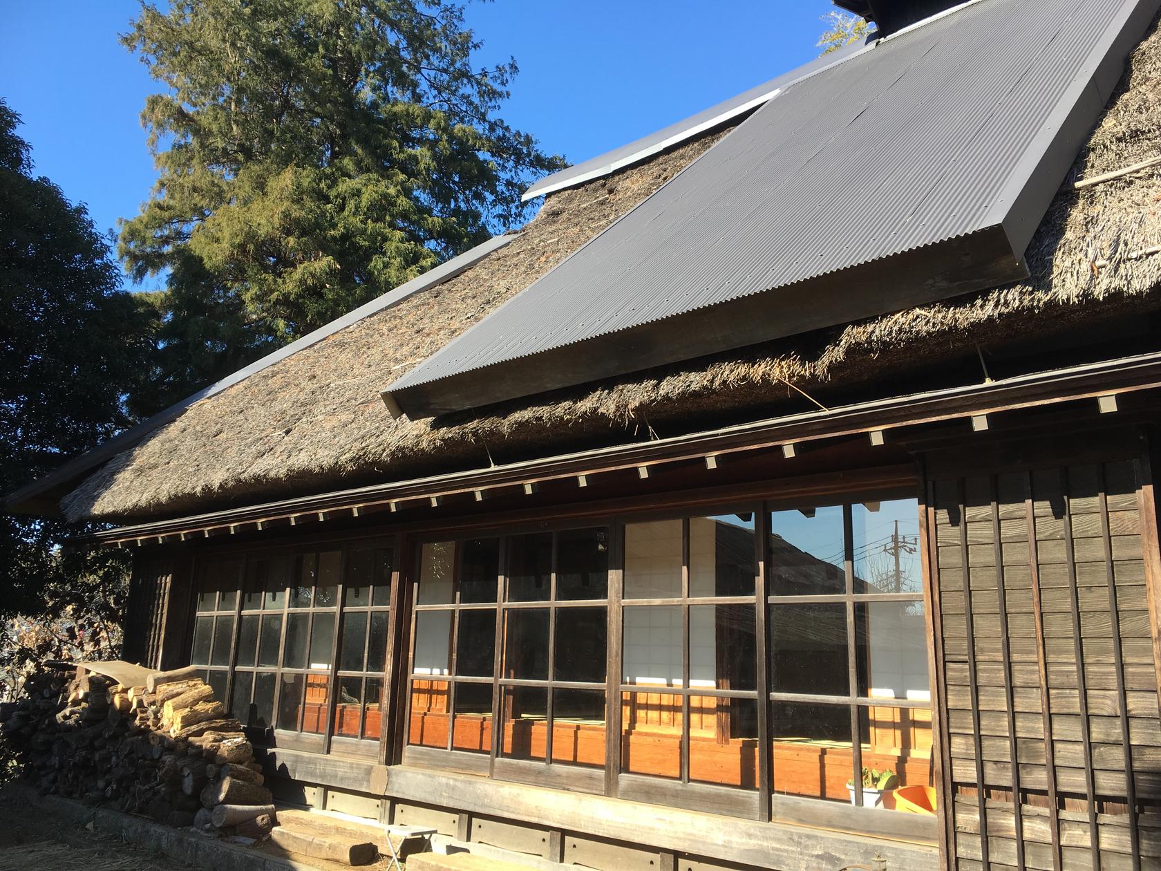 春の喜悦へ【東京 町田】都内に残された貴重な茅葺古民家。新年会、写真撮影会、鍋会、誕生日会、オフ会等に是非!